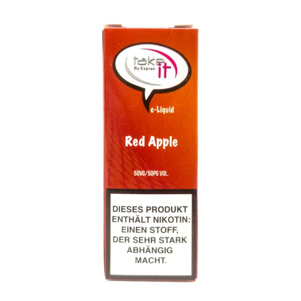 Take It - Red Apple Liquid