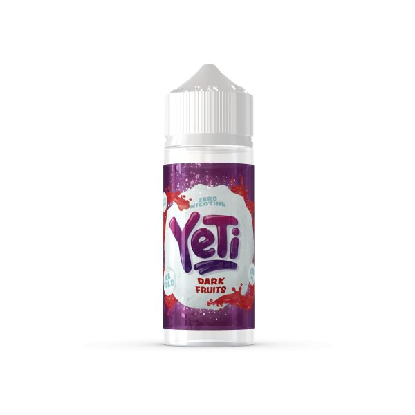 Yeti - Dark Fruits Liquid 100ml Shortfill
