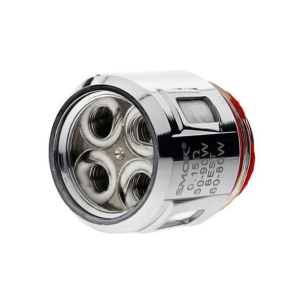Smok - TFV8 Baby Beast T12 Red Light LED Coils 0,15 Ohm