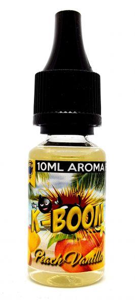 K-Boom - Peach Vanilla Aroma 10ml