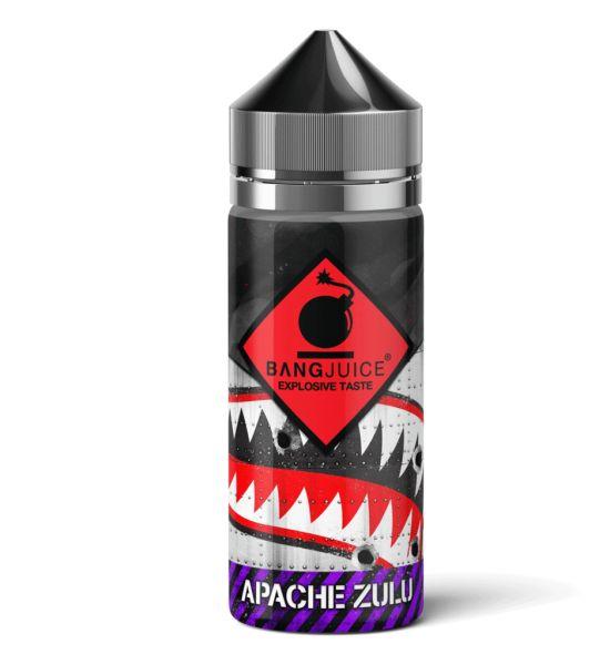 Bangjuice Division - Apache Zulu Aroma 30ml Longfill