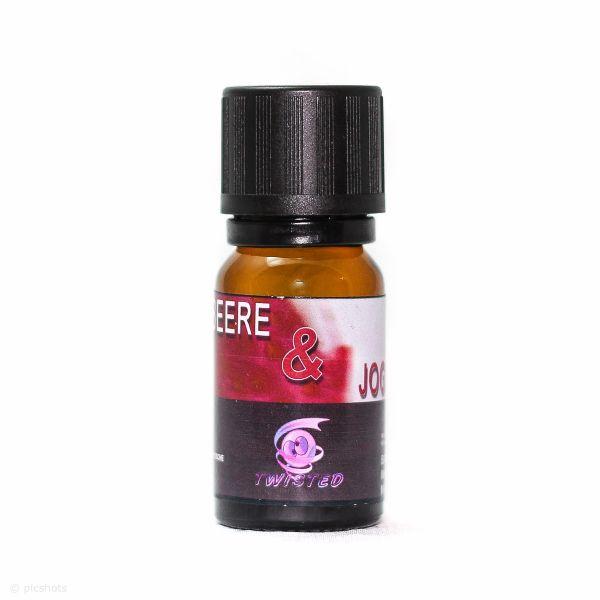 Twisted - Erdbeere-Joghurt Aroma 10ml