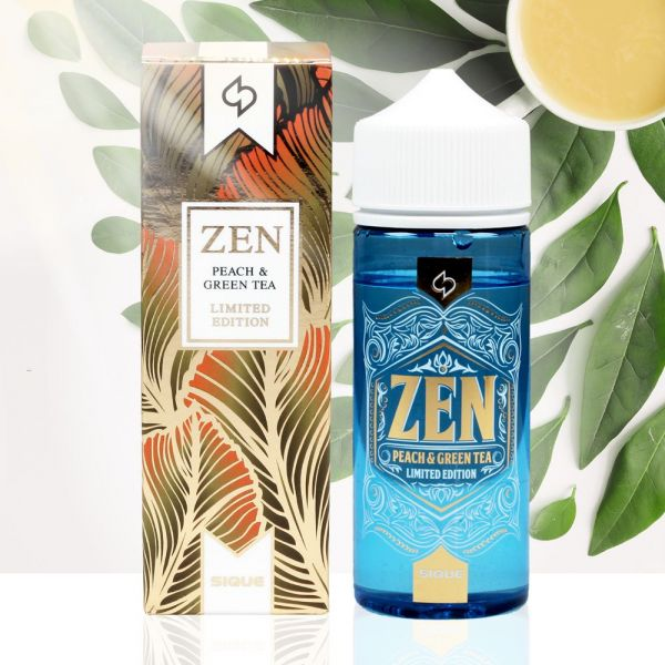 SIQUE Berlin - Zen Liquid 100ml