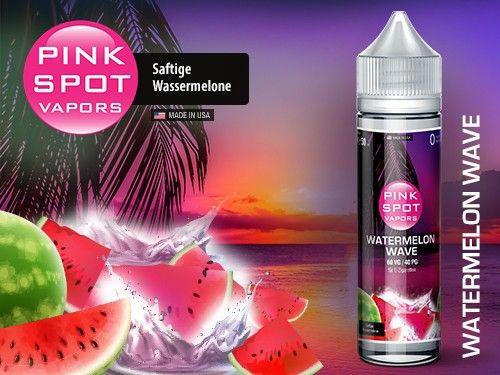 Pink Spot - Watermelon Wave