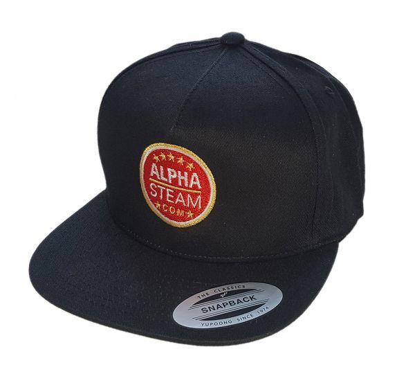 Alpha Steam - Snapback Cap