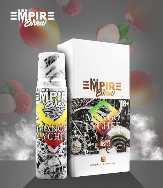 Empire Brew - Mango Lychee Liquid 50ml Shortfill