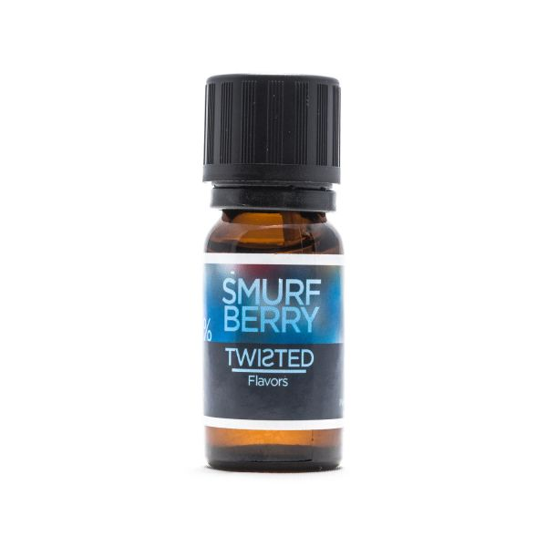 Twisted Flavors Aroma Smurfberry