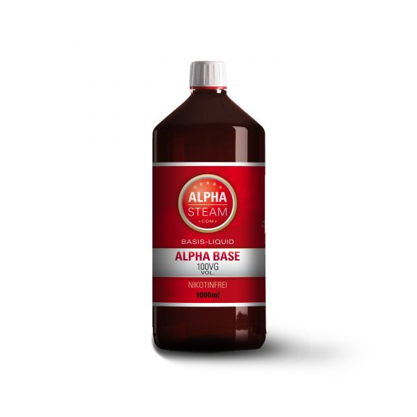 Alpha Base - 100% VG 1000ml