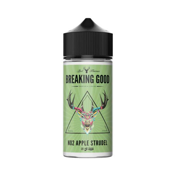 Breaking Good - NO2 Apple Strudel Aroma 17ml Longfill