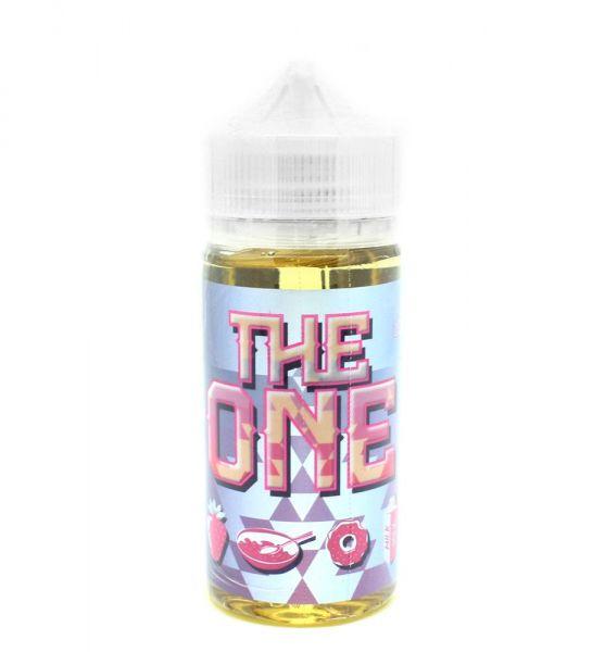 Beard Vape Co. - The One Strawberry Liquid 50ml Shortfill