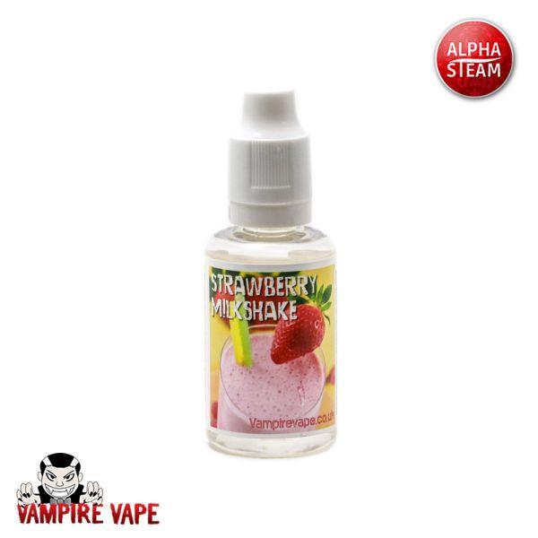 Vampire Vape - Strawberry Milkshake 30ml