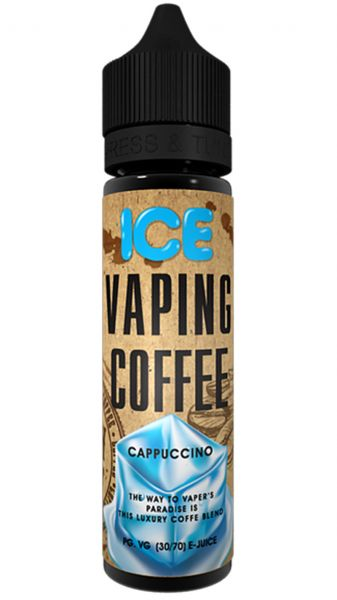 Vovan Vaping Coffee - Capuccino on Ice
