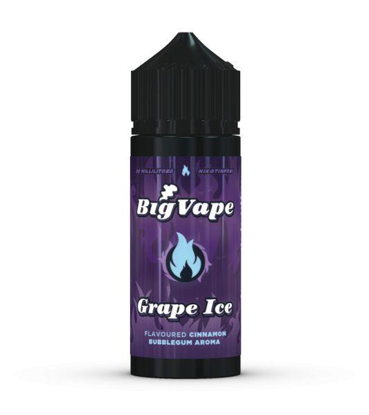 Big Vape - Grape Ice Aroma 20ml Longfill