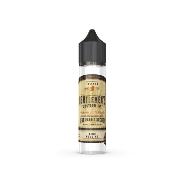 Gentlemen's Custard - Keks Pudding Aroma 15ml Longfill