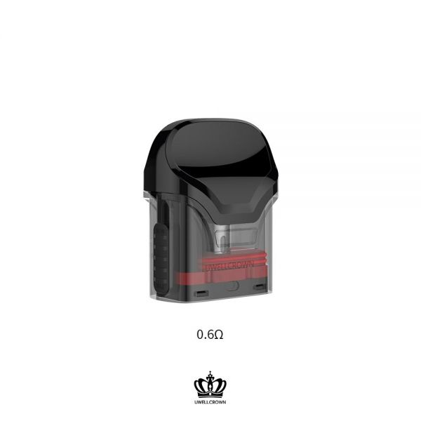 UWELL - Crown Pods 0.6 Ohm 3ml DL