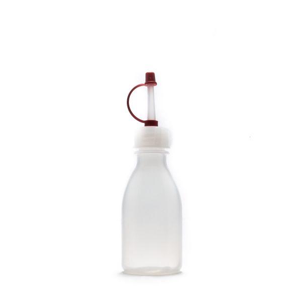 PE Vorratsflasche 50ml mit Verschluss