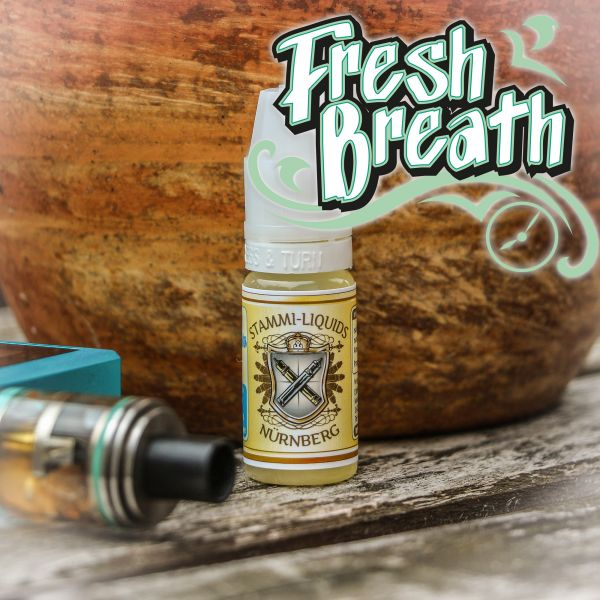 Stammi Liquids - Fresh Breath Aroma 10ml