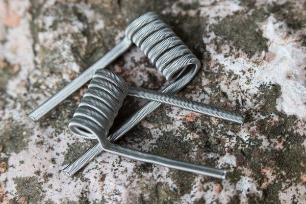 Tony Vapes - Ni90 Mech Alien Coils
