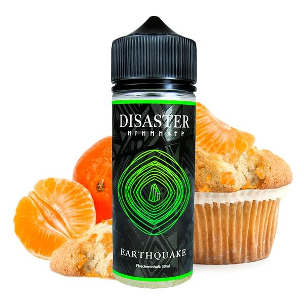 Disaster - Earthquake Aroma 30ml Longfill