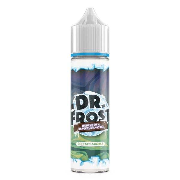 Dr. Frost - Honeydew Blackcurrant Ice Aroma 14ml Longfill