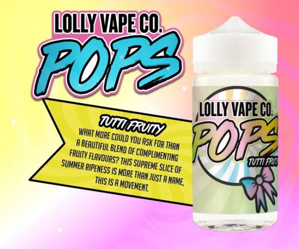 Lolly Vape - Tutti Fruity