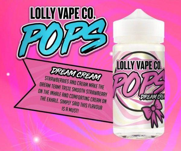 Lolly Vape - Dream Cream