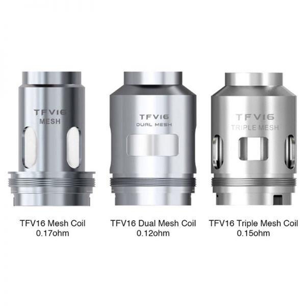 Smok - TFV16 Triple Mesh Coils 0.15 Ohm