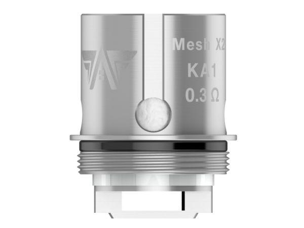 Geekvape - Super Mesh X2 Coils 0,3 Ohm 5er Pack