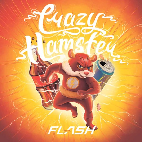 Crazy Hamster Lab - Flash Aroma 18ml Longfill