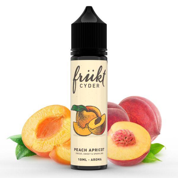 Frükt Cyder - Peach Apricot Aroma 10ml Longfill
