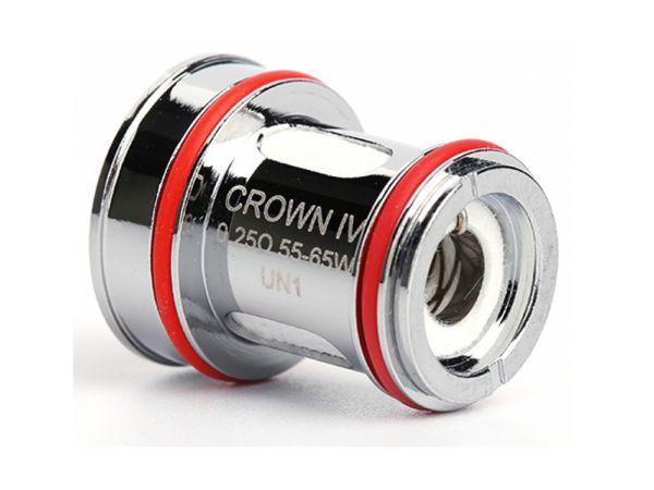 Uwell - Crown 4 Verdampferköpfe - 0,25 Ohm
