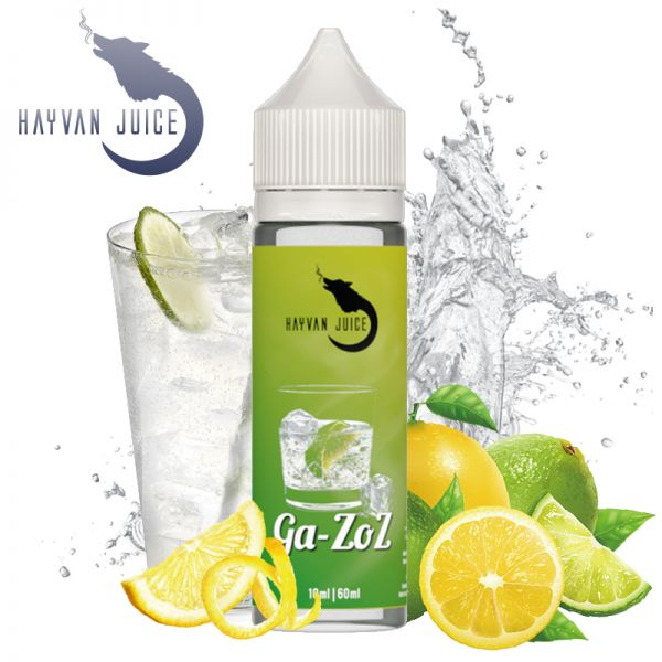 Hayvan Juice - Gazoz Aroma