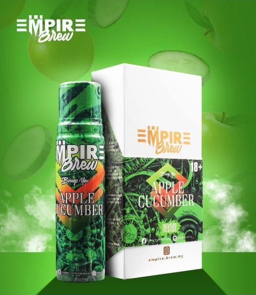 Empire Brew - Apple Cucumber Liquid 50ml Shortfill