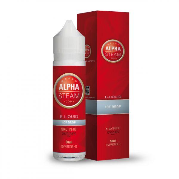 Alpha Liquid - Ice Drop 50ml