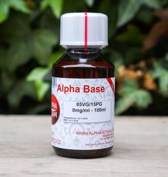 Alpha Cloud Base - 85/15 100ml