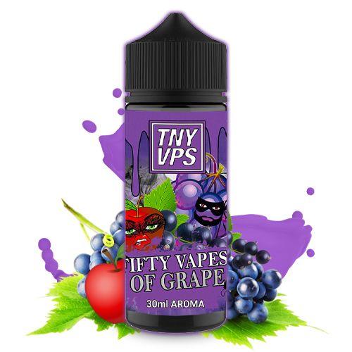 TNYVPS - Fifty Vapes of Grape Aroma 30ml Longfill Tony Vapes