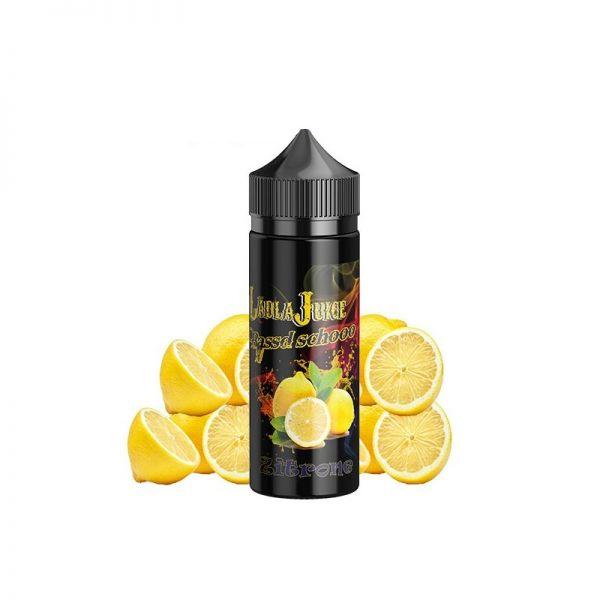 Lädla Juice - Bassd Schooo Zitrone Aroma 20ml Longfill