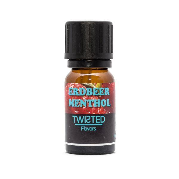 Twisted - Erdbeer-Menthol Aroma 10ml