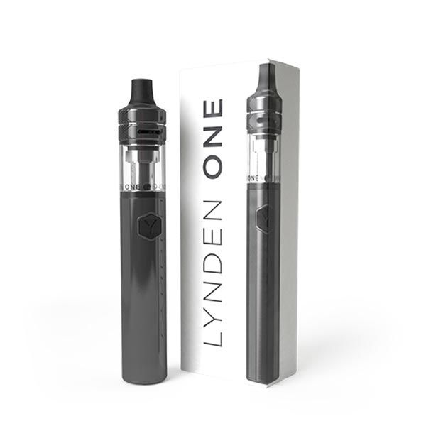 LYNDEN - ONE Starterkit 2ml - Gunmetal
