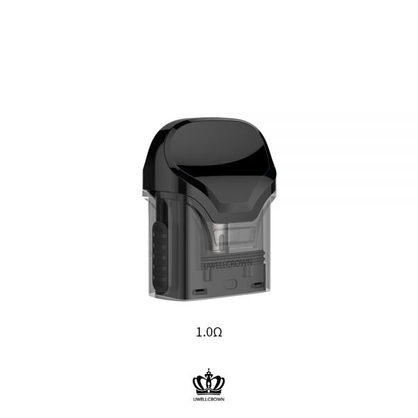 Uwell - Crown Pods 1.0 Ohm 3ml MTL