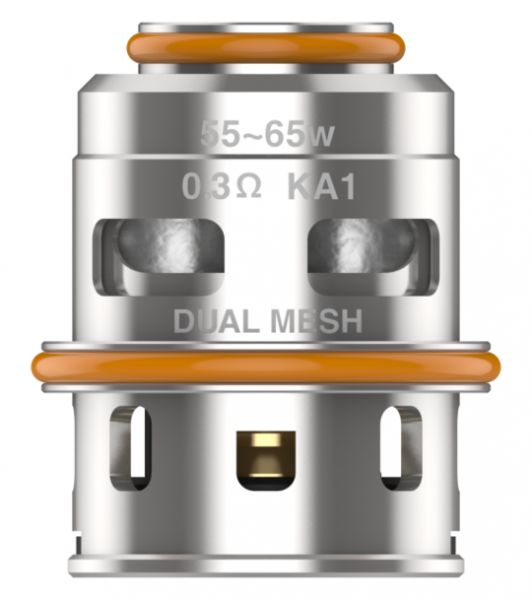 GeekVape - M-Series 0.3 Dual Mesh Coil 5er Pack