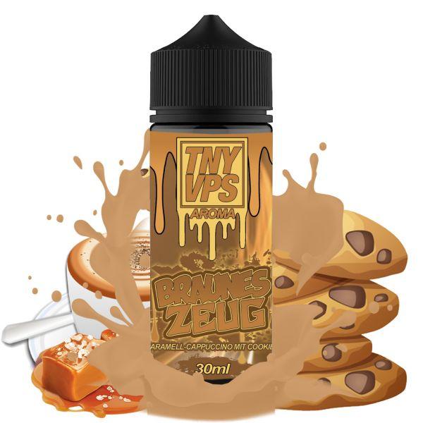 Tony Vapes - Braunes Zeug Aroma 30ml Longfill