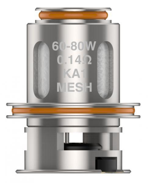 GeekVape - M-Series 0.14 Single Mesh Coil 5er Pack