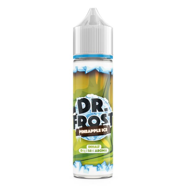 Dr. Frost - Pineapple Ice Aroma 14ml Longfill