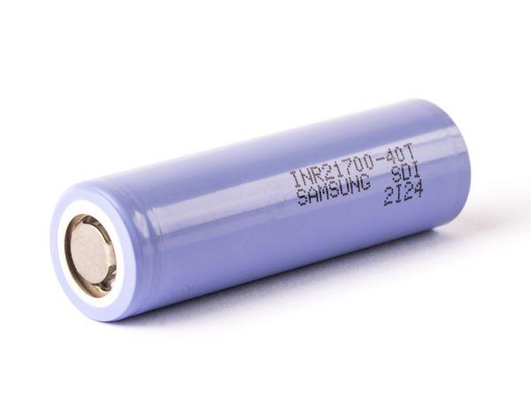 Samsung - INR21700 40T Akkuzelle für E-Zigaretten