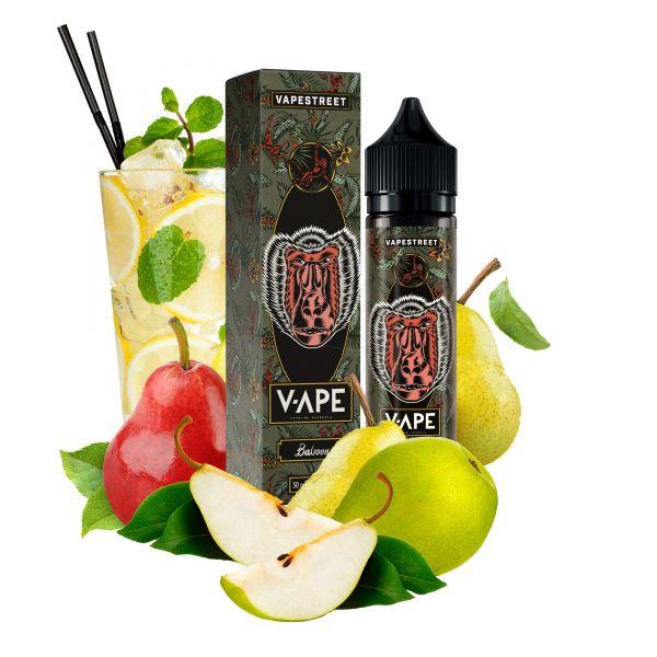 V-APE - Baboon Liquid 50ml Shortfill