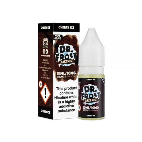 Dr. Frost Nic Salt - Cherry Ice Liquid 20mg Nikotinsalz