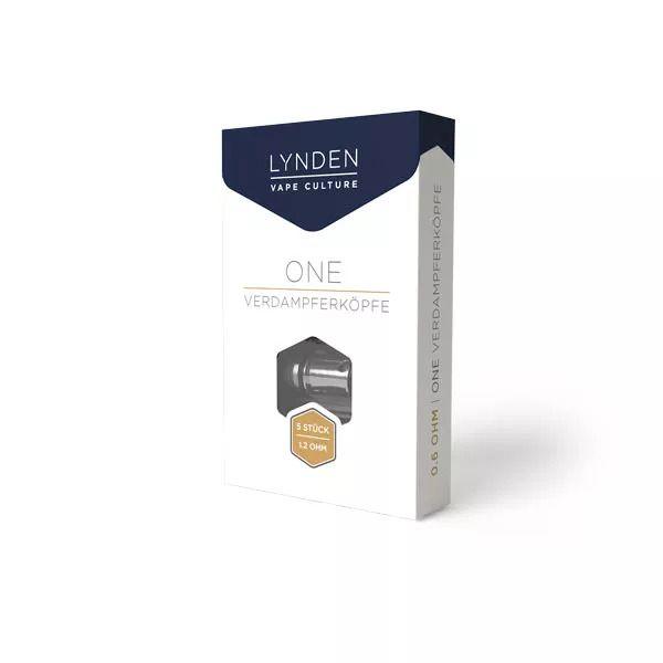 LYNDEN - ONE MTL Coil 1.2 Ohm 5er Pack