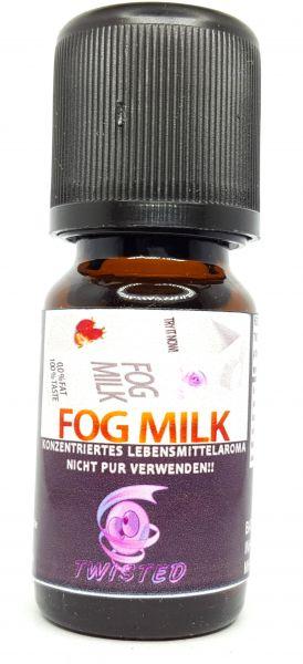 Twisted - Fog Milk Aroma 10ml