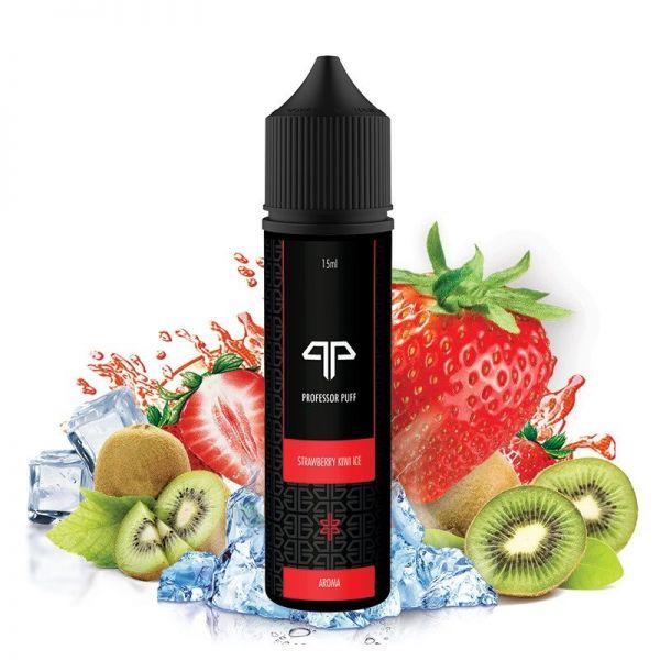 Professor Puff - Strawberry Kiwi Ice Aroma 15ml Longfill